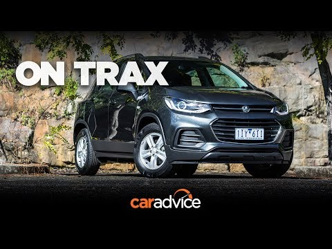 Holden Trax review   CarAdvice