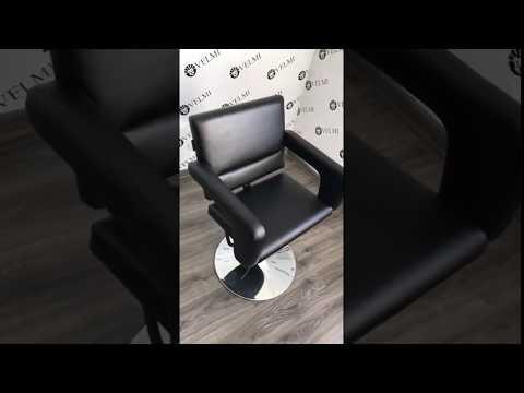 Крісло перукарське Flamingo
