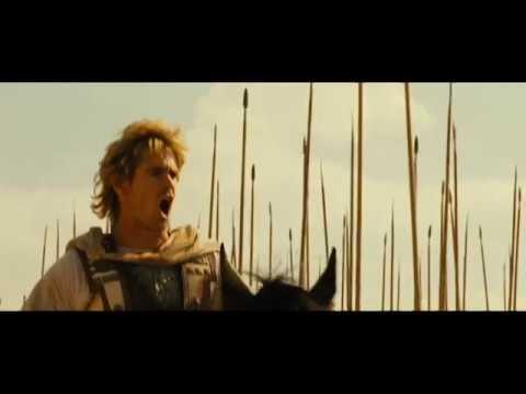Речь Александра Македонского перед битвой при Гавгамелах. (видео)