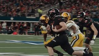 VIDEO Aledo  Bearcats vs Fort Bend Marshall 5a Div II Highlight Movie