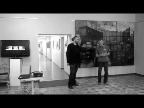 PSPACE - Michał Pietrzak [wernisaż] - YouTube
