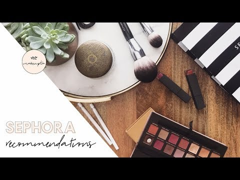 Sephora Recommendations + What Skincare I Got