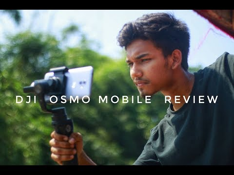 DJI OSMO MOBILE- REVIEW | Best Gimbel For Your Smartphone? | ATC