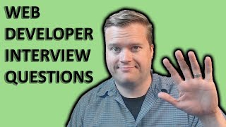 5 Front End Interview Questions That Every NEW Developer Should Know