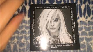 Bebe Rexha - Expectations (Album Unboxing)
