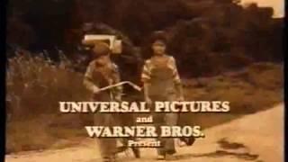 """""""Hopped up"""" truck - Start of 1983 film Stroker Ace"""