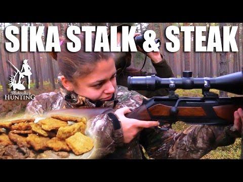 Sika Stalk & Steak with Michaelka