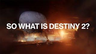 Trailer Cos'è Destiny 2