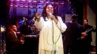 Aretha Franklin - Freeway of Love  - Rosie (1998).