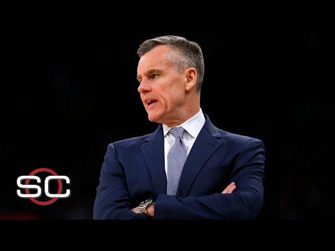 The Bulls are hiring Billy Donovan as head coach – Woj | SportsCenter