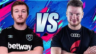 PLAYING AGAINST PROOWNEZ IN A COMPETITIVE FIFA 19 TOURNAMENT (PRO VS PRO)