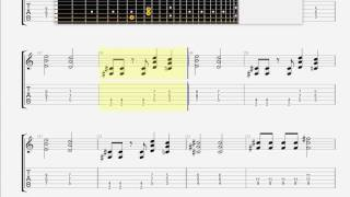 Children Of Bodom   Lil ' Bloodred Ridin ' Hood GUITAR TAB