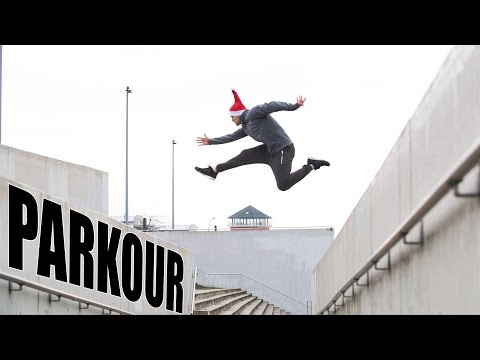 Parkour Tutorial – Sprungkraft Training | #beatyesterday