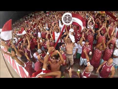 """GRENAMOR - Descontrole contra o asilo (Hexagonal)"" Barra: Grenamor • Club: Desportiva Ferroviária"