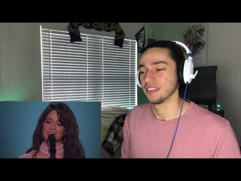 CAMILA CABELLO - FIRST MAN | REACTION !!! Grammy Awards 2020