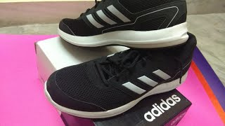 UNBOXING ADIDAS RUNNING SHOES | MODEL : HELLION Z (BLACK COLOUR) | #ADIDAS #UNBOXING #ADIDASSHOES