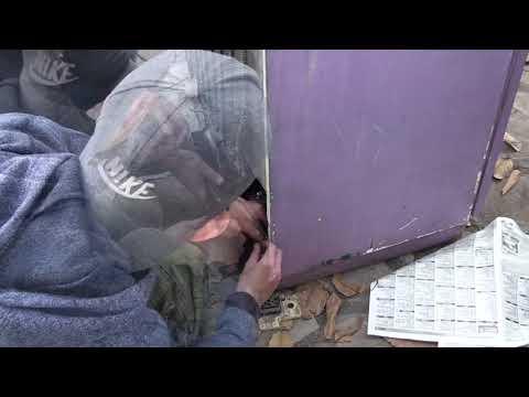 Ремонт советского холодильника