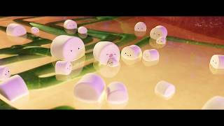 1080p  Cloudy With A Chance Of Meatballs 2 - Marshmallows Scene