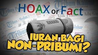 Hoax or Fact: Muncul Surat Edaran soal Iuran Bagi Non Pribumi di Surabaya?
