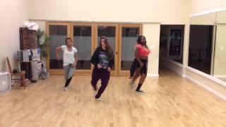 """Don't"" Ed Sheeran remix by Rick Ross choreography"