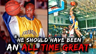 He Had a 50 INCH VERTICAL But Never Made The NBA... Why?
