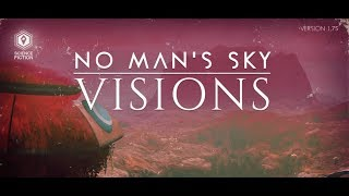 No Man's Sky   Visions Update   Live First Play