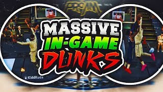 #19 RANKED PRO-AM TEAM GETS RUN OFF THE COURT WITH MASSIVE IN-GAME DUNKS!