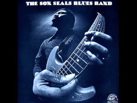 Now That I'm Down (Song) by The Son Seals Blues Band
