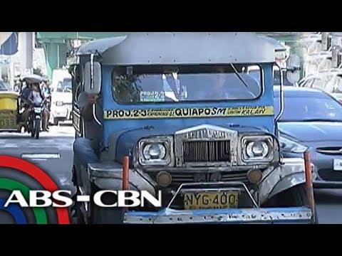 Bandila: Duterte, binalaan ang mga tutol sa jeepney modernization