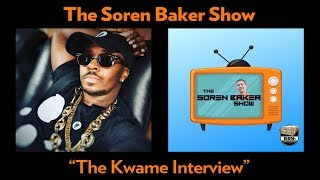 "Kwame On Why Hurby ""Luv Bug"" Said Rakim & Big Daddy Kane Wouldn't Make It 