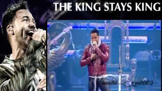 Romeo Santos Por Un Segundo (Live) The King Stays King