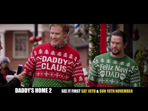 Daddy's Home 2 (TV Spot 'Worlds Collide')