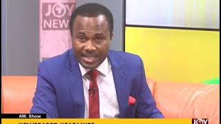 KNUST Reopens Friday - AM Show Headlines on JoyNews (14-11-18)