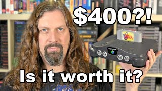 $400 N64 with HDMI?! Is it WORTH IT?! - dooclip.me