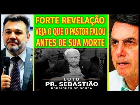 Forte Profecia - Antes de morrer pastor faz um alerta para o Brasil - Assista para entender