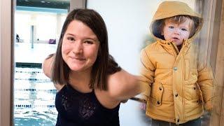 Maternity Swimsuit Reveal...I LIKE IT! 💕