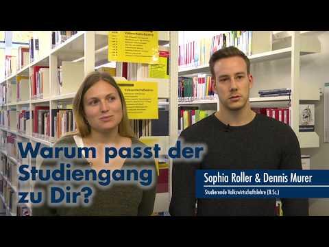 Thumbnail YouTube Video mit Foto der Studierenden und der Frage: Warum passt der Studiengang zu Euch?