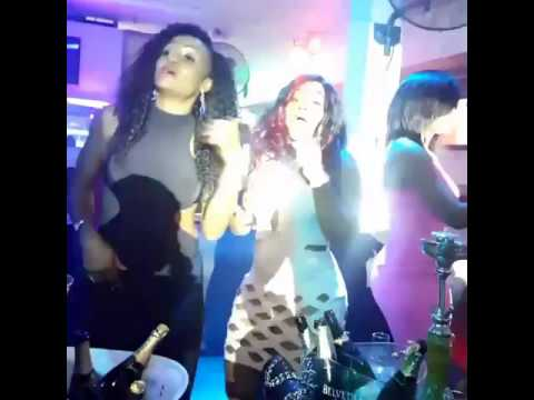 Nollywood Actress Flashes Undies In Risque Outfits At Her Yacht Birthday Party ; TunezMediaTV