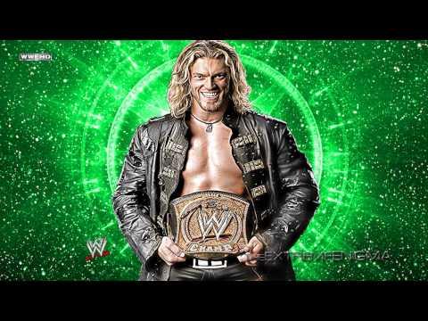 "Download Edge 7th WWE Theme Song ""Metalingus"" (WWE Edit) HD Mp4 3GP Video and MP3"