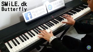 SMiLE.dk - Butterfly [Rock Piano Music]