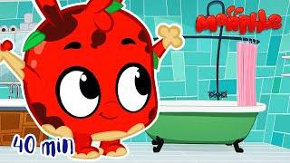 MORPHLE It is a bath time +MORE Super Kids Cartoons - MOONBUG KIDS - Superheroes