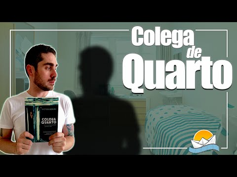 [Resenha] COLEGA DE QUARTO | Victor Bonini