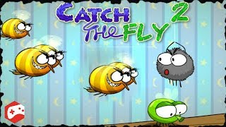 Catch The Fly 2 (By Tap.pm) IOS/Android Gameplay Video