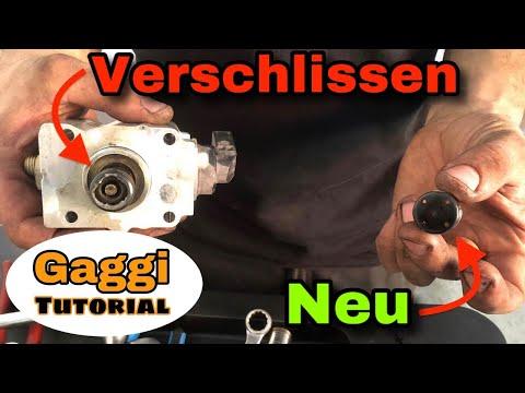 VW AUDI TSI TFSI Motorschaden verhindern | Stößel Hochdruckpumpe wechseln ( 20 Euro )