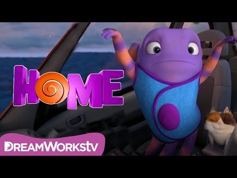 Home (2015) (Clip 'Uncontrollable Alien Dance')