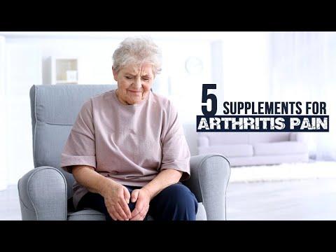 5 Supplements for Arthritis | Healthfolks