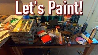 Cheap $27K House Painting + New John Deere PT 3