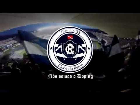 """Leão de Antônio Baena"" Barra: Camisa 33 • Club: Remo"