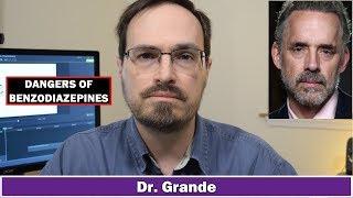 Jordan Peterson Rehab | Dangers of Benzodiazepine Withdrawal