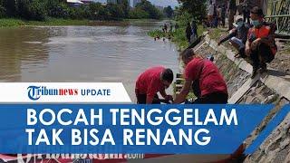 Bocah 10 Tahun Tenggelam di Sungai Brantas Jambangan Surabaya, Korban Disebut Tak Bisa Berenang